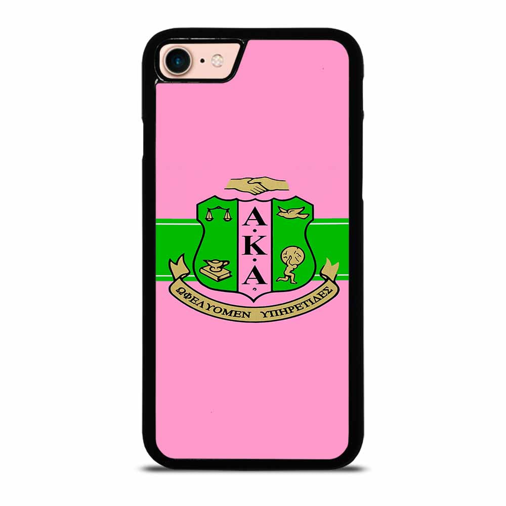 AKA PINK AND GREEN iPhone 7 / 8 Case