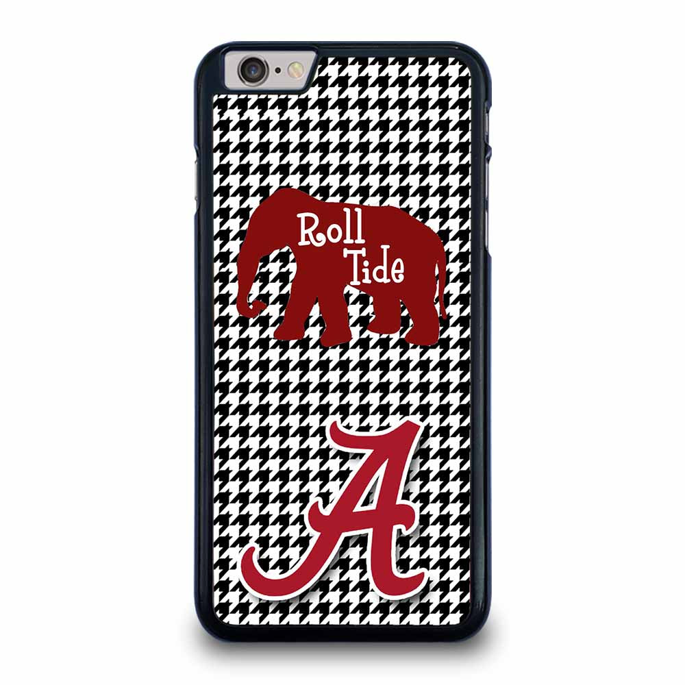 ALABAMA CRIMSON TIDE HOUNDSTOOTH iPhone 6 / 6s Plus Case