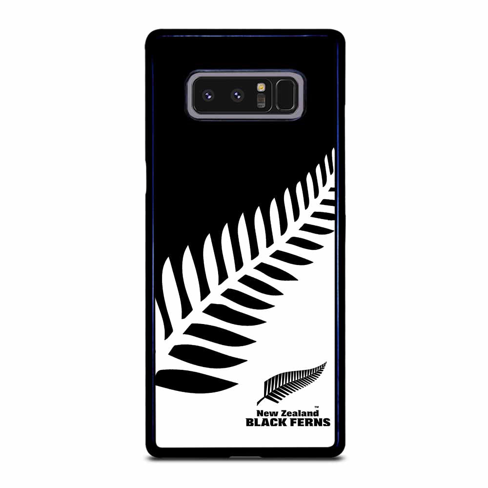 ALL BLACKS NEW ZEALAND RUGBY #1 Samsung Galaxy Note 8 case