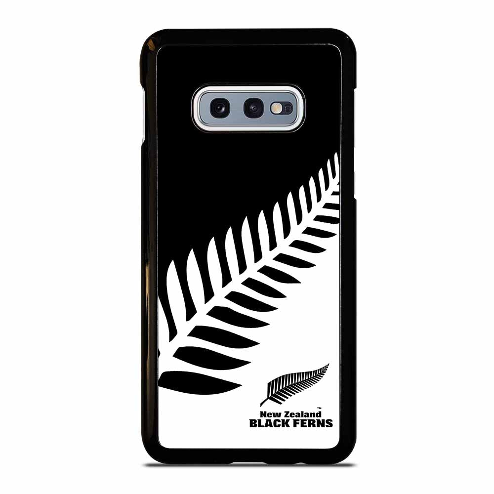 ALL BLACKS NEW ZEALAND RUGBY #1 Samsung Galaxy S10e case