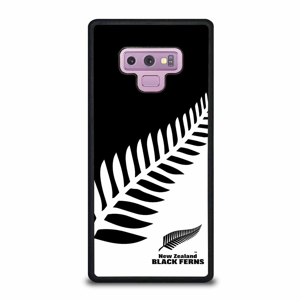 ALL BLACKS NEW ZEALAND RUGBY #1 Samsung Galaxy Note 9 case