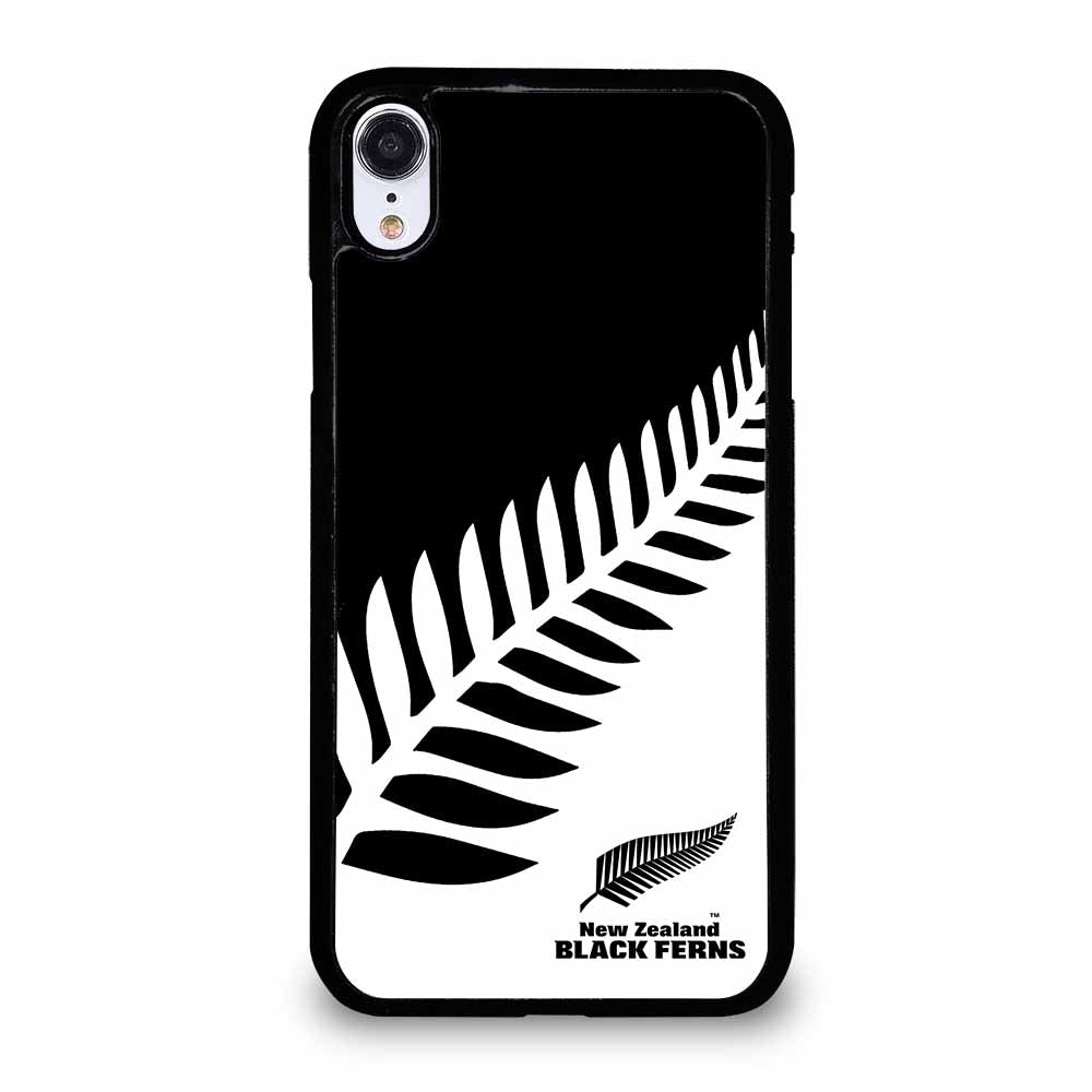 ALL BLACKS NEW ZEALAND RUGBY #1 iPhone XR Case