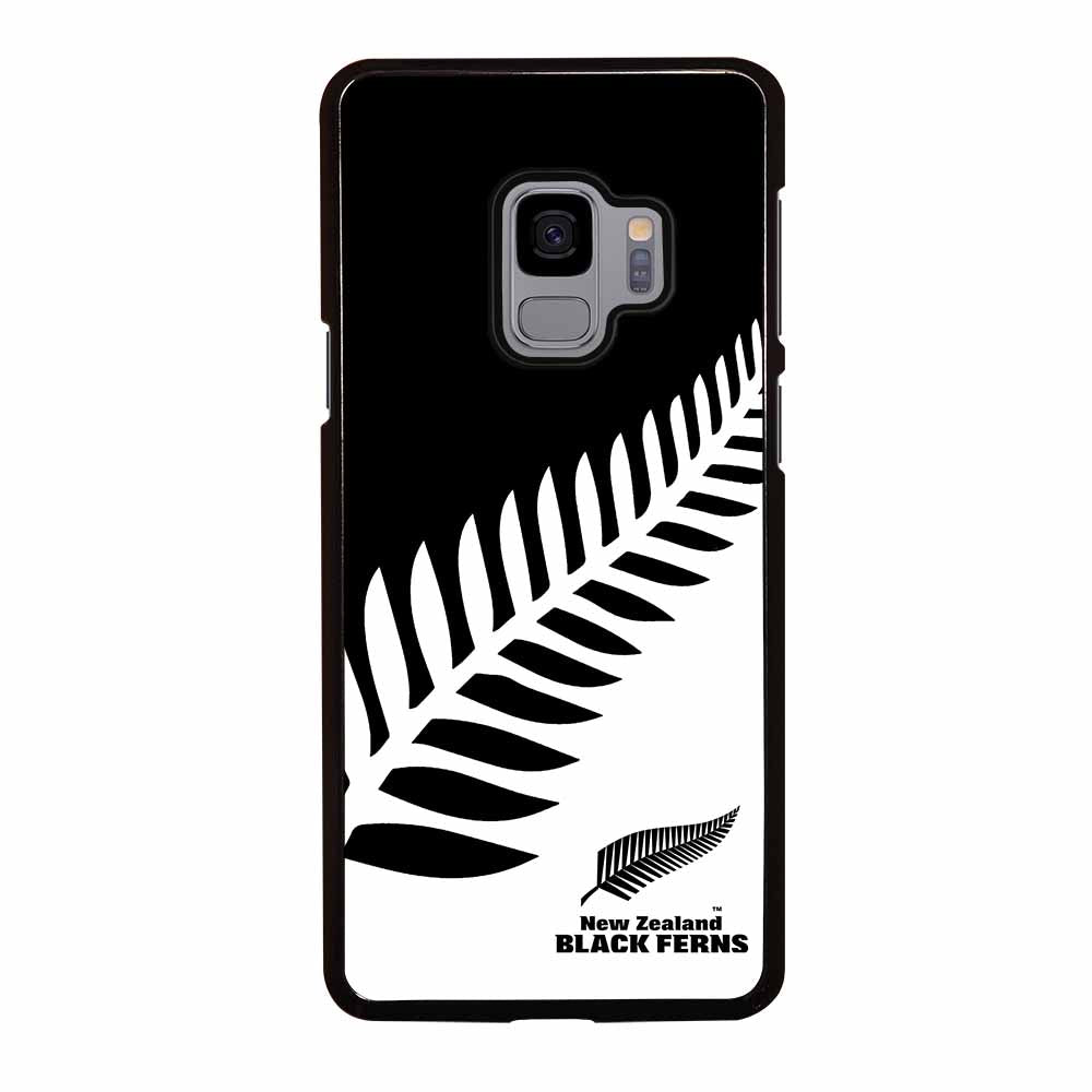 ALL BLACKS NEW ZEALAND RUGBY #1 Samsung Galaxy S9 Case