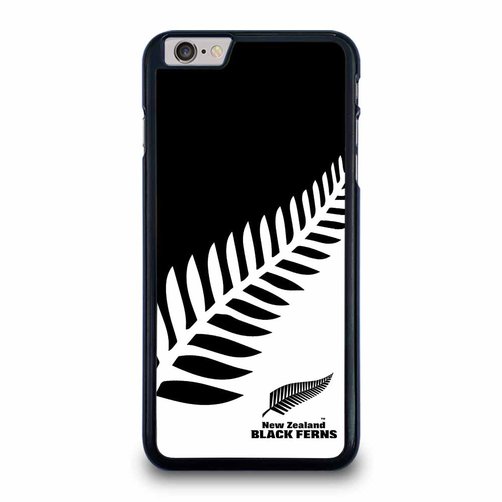 ALL BLACKS NEW ZEALAND RUGBY 1 iPhone 6 / 6s Plus Case