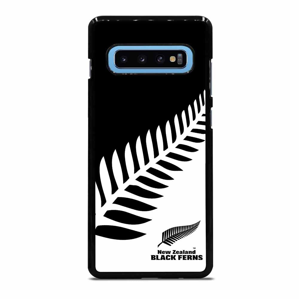 ALL BLACKS NEW ZEALAND RUGBY #1 Samsung Galaxy S10 Plus Case