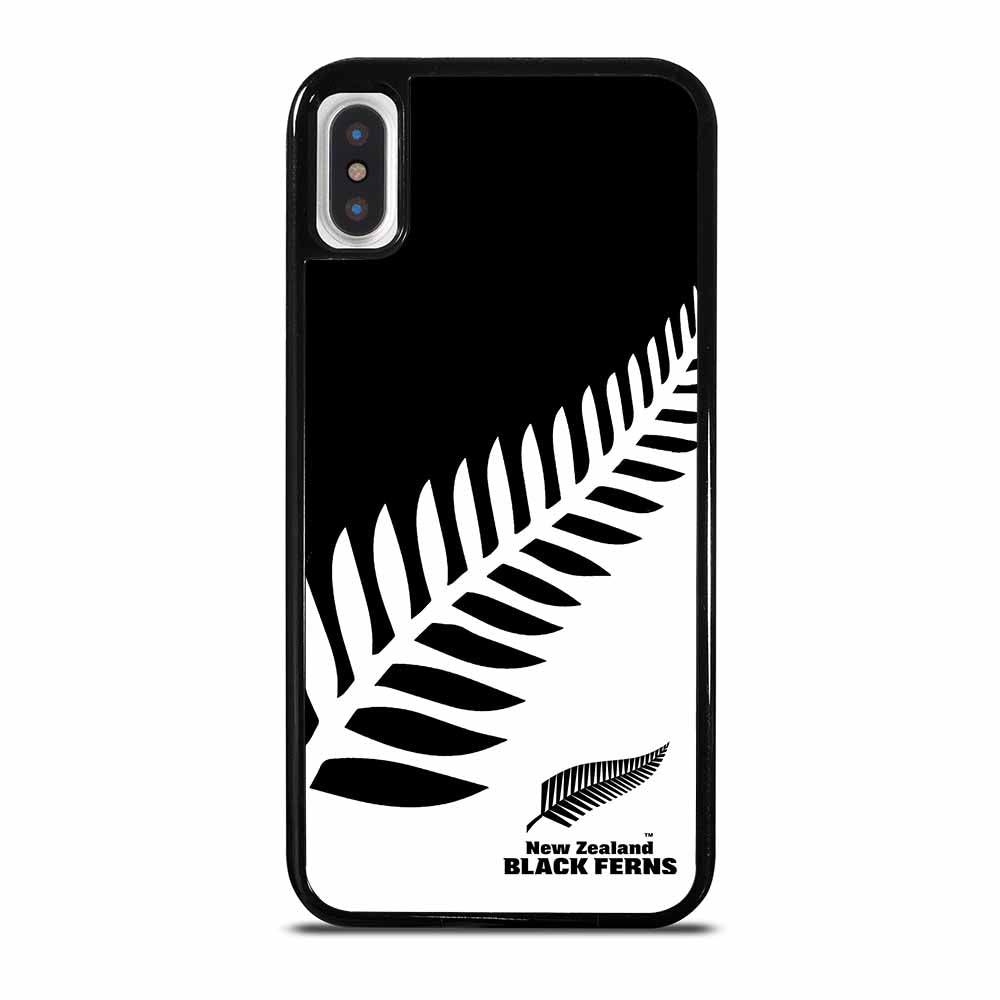 ALL BLACKS NEW ZEALAND RUGBY 1 iPhone X / XS case
