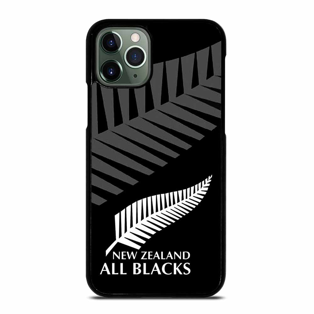 ALL BLACKS NEW ZEALAND RUGBY 3 iPhone 11 Pro Max Case