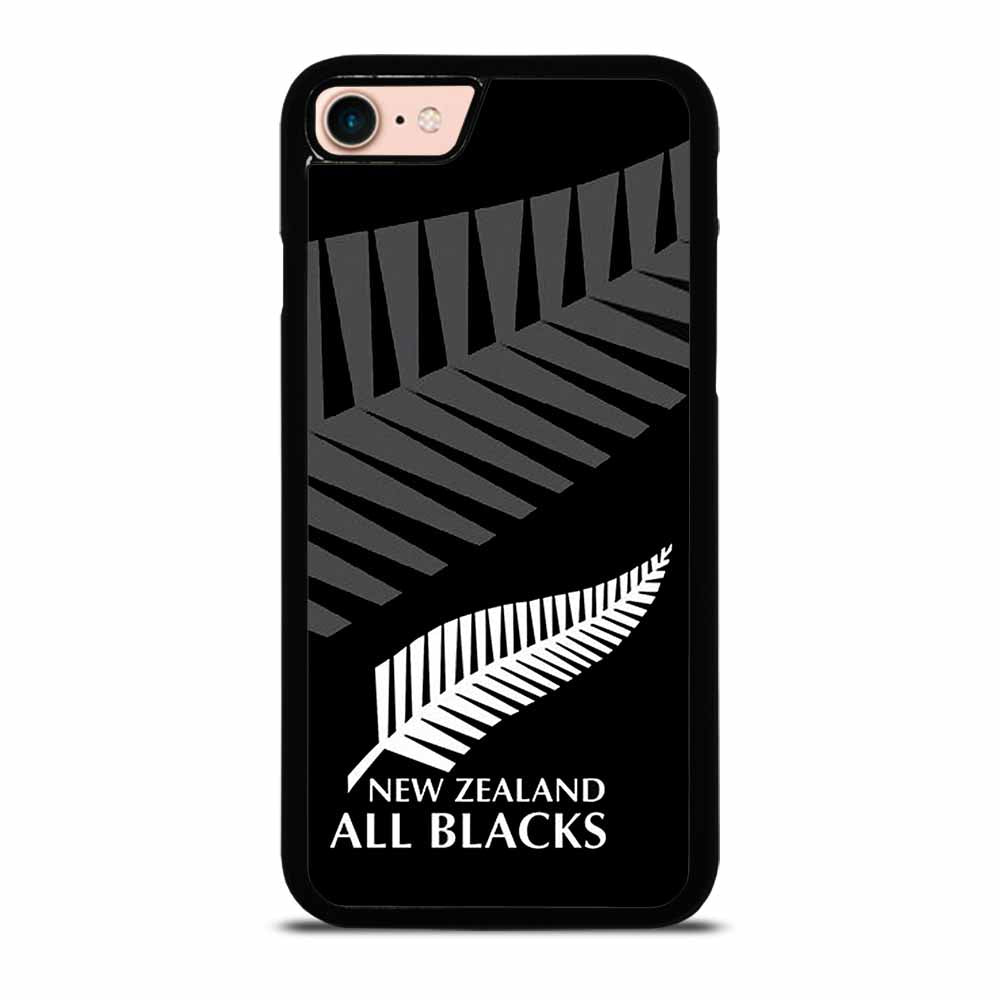 ALL BLACKS NEW ZEALAND RUGBY 3 iPhone 7 / 8 Case