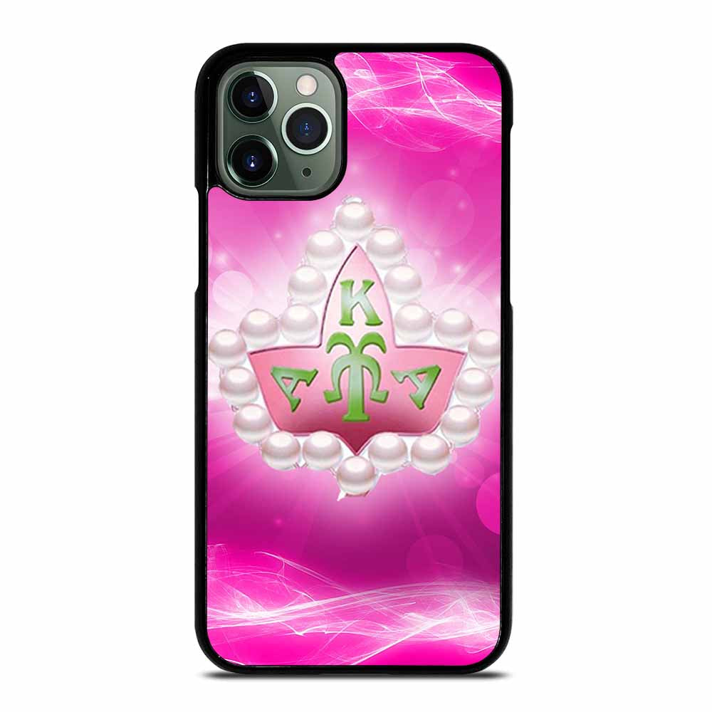 ALPHA KAPPA ALPHA PINK iPhone 11 Pro Max Case
