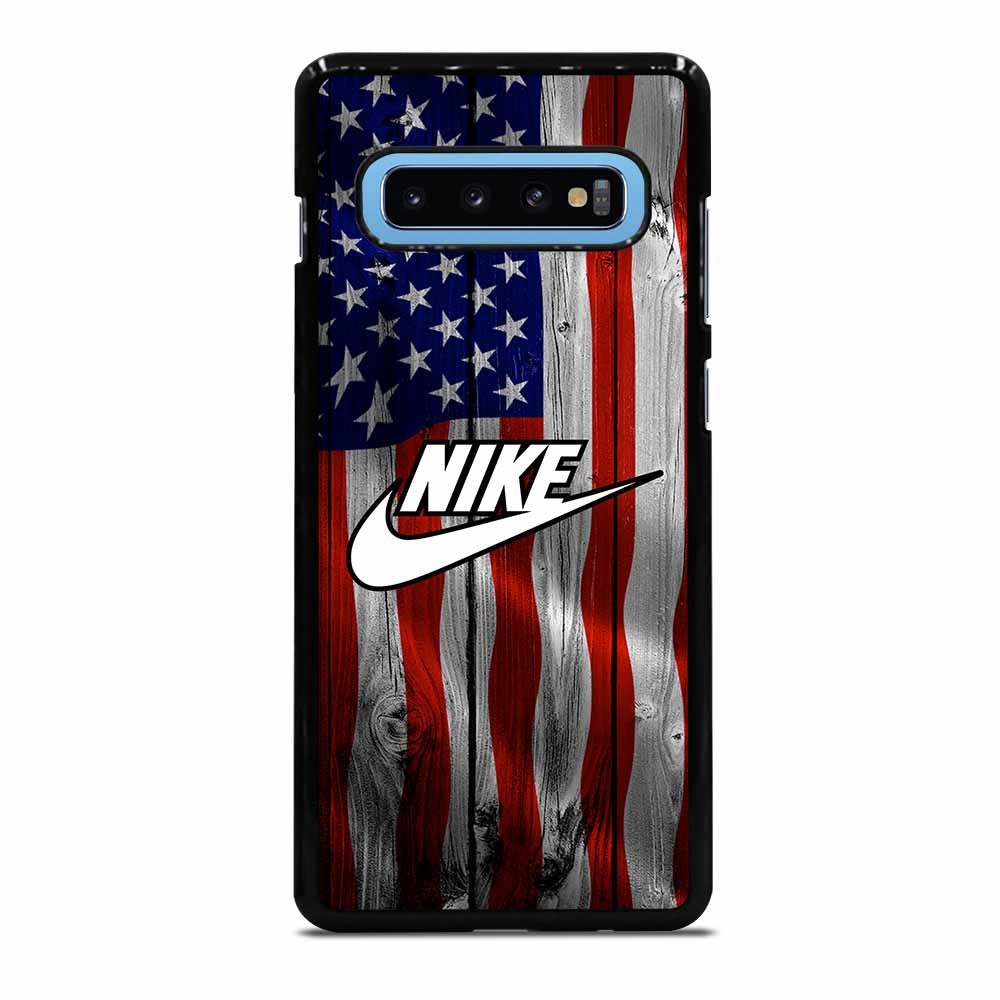 AMERICAN FLAG NIKE Samsung Galaxy S10 Plus Case