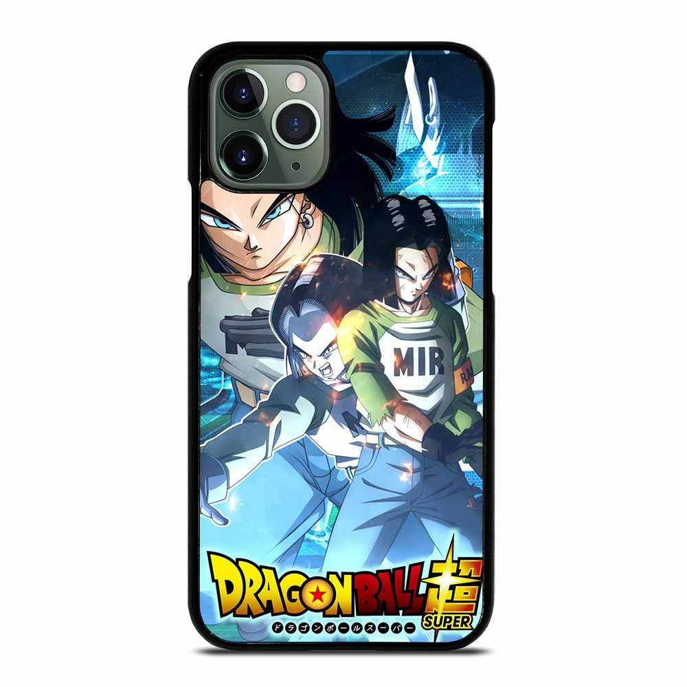 ANDROID 17 DRAGON BALL iPhone 11 Pro Max Case