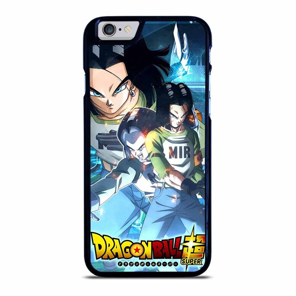 ANDROID 17 DRAGON BALL iPhone 6 / 6S Case