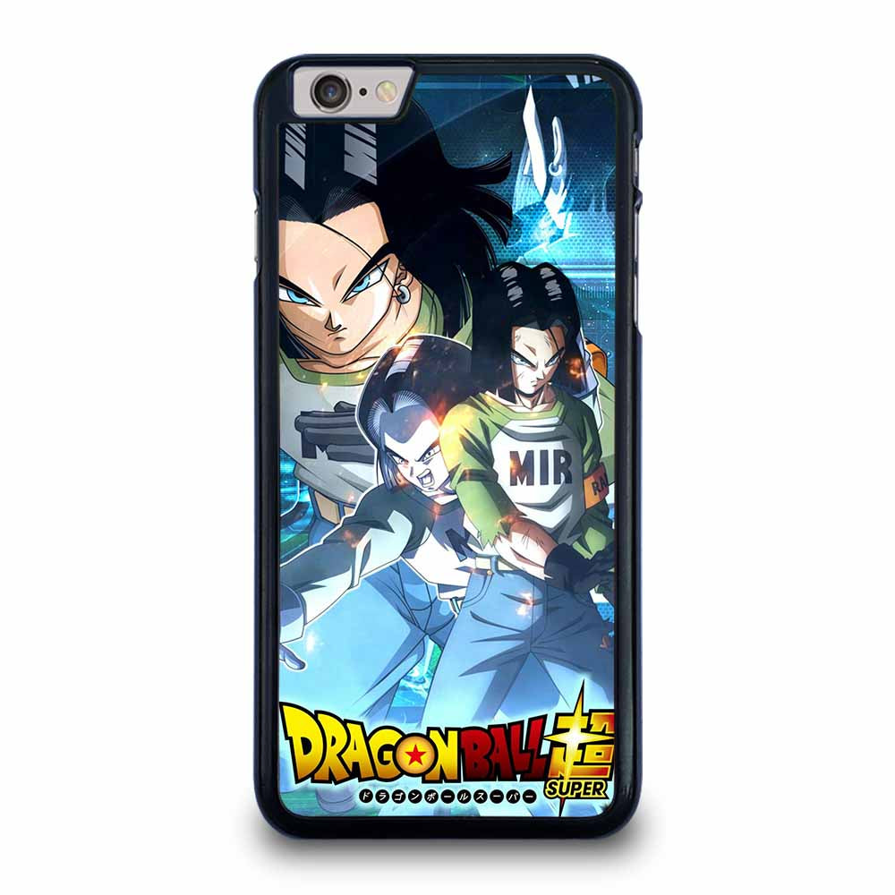 ANDROID 17 DRAGON BALL iPhone 6 / 6s Plus Case