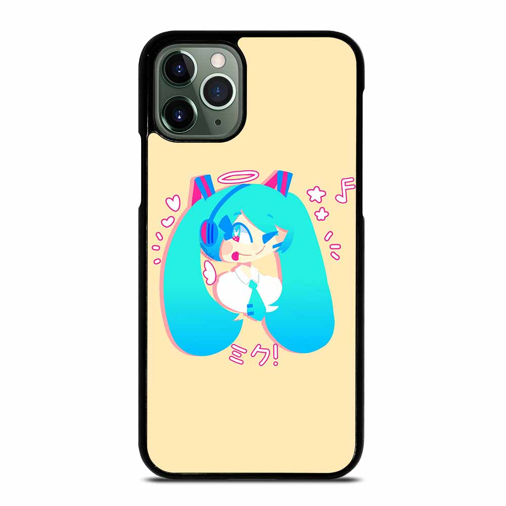 ART HATSUNE MIKU VOCALOID #3 iPhone 11 Pro Max Case