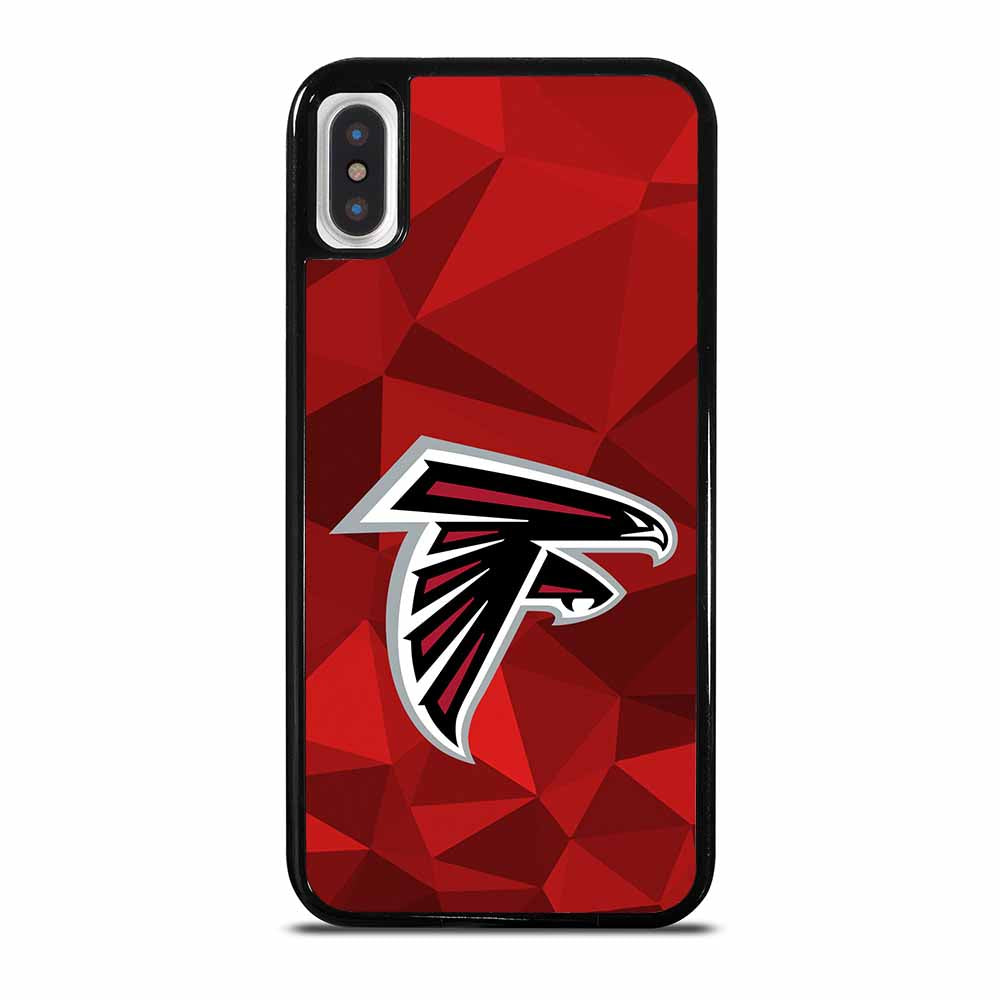 ATLANTA FALCONS LOGO iPhone X / XS case