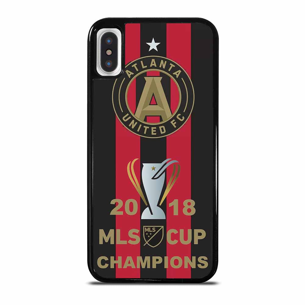ATLANTA UNITED CHAMPIONS 2018 iPhone X / XS case