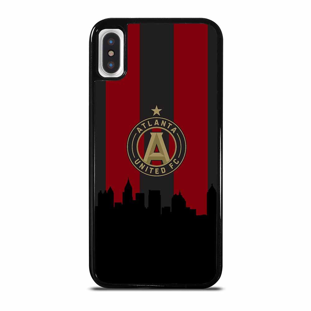 ATLANTA UNITED CITY iPhone X / XS case