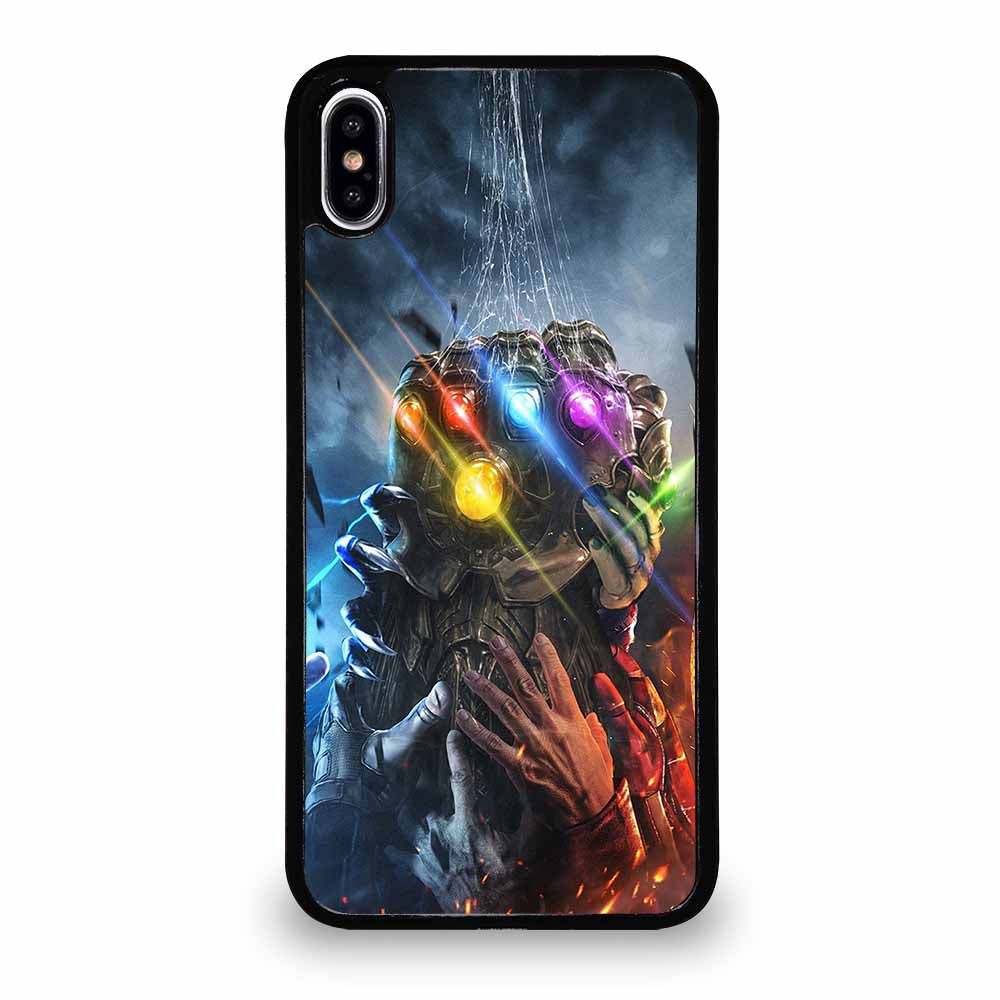 AVENGER INFINITY THANOS HAND iPhone XS Max Case