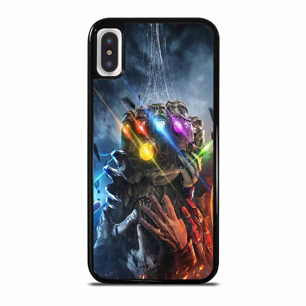 AVENGER INFINITY THANOS HAND iPhone X / XS case
