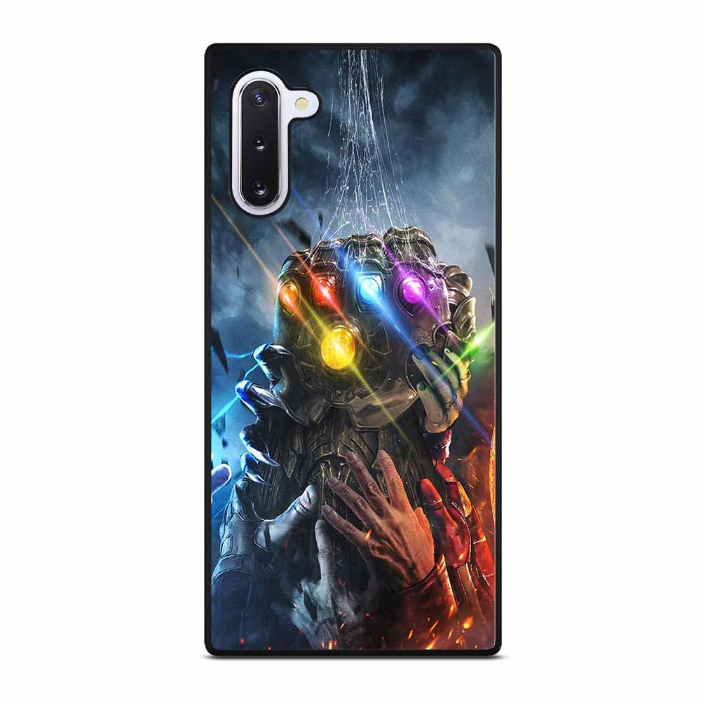 AVENGER INFINITY THANOS HAND Samsung Galaxy Note 10 Case