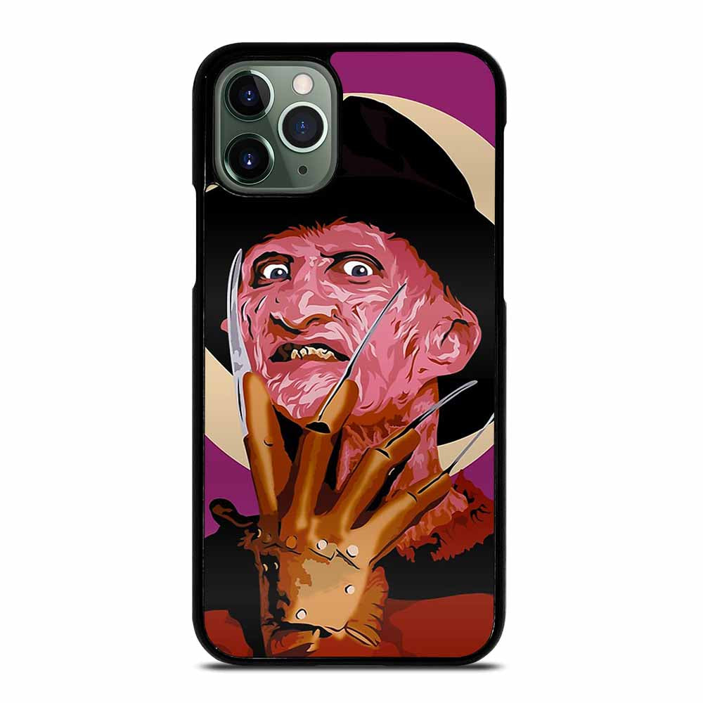 A NIGHTMARE ON ELM STREET FREDDY MOVIE iPhone 11 Pro Max Case