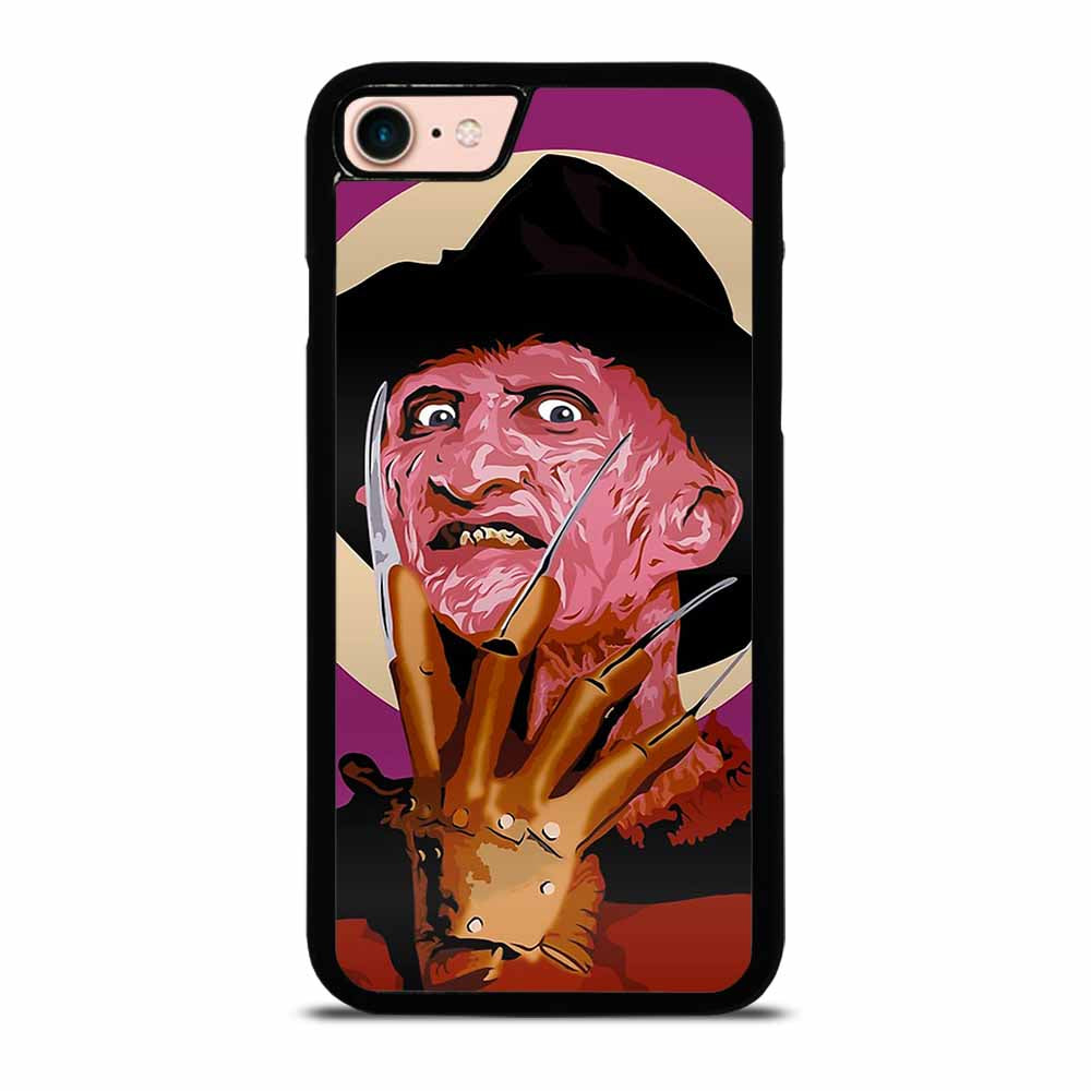 A NIGHTMARE ON ELM STREET FREDDY MOVIE iPhone 7 / 8 Case