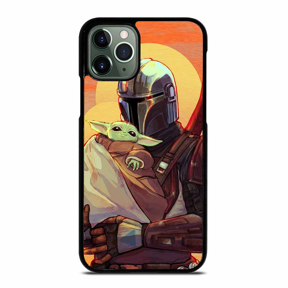 BABY YODA iPhone 11 Pro Max Case