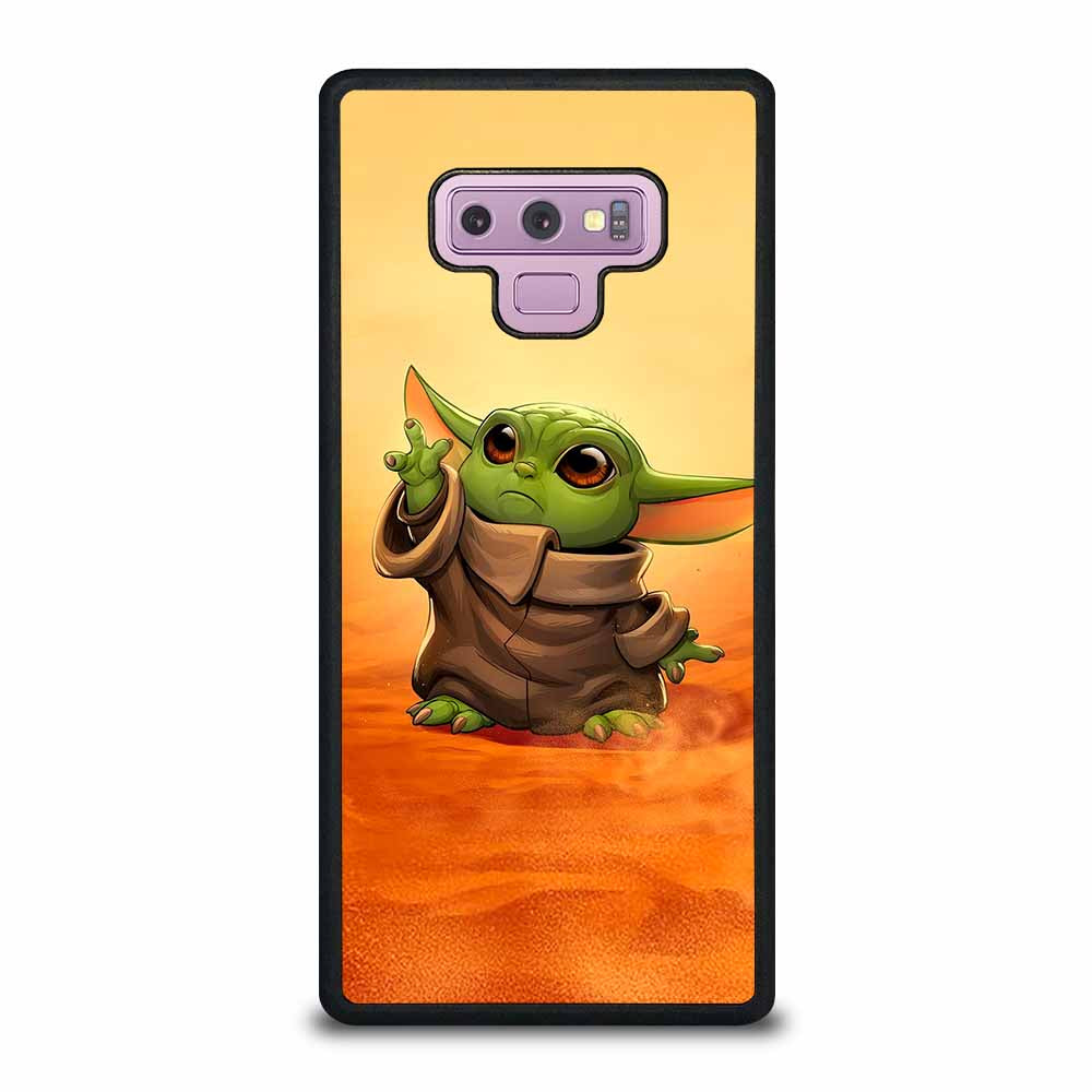 BABY YODA 1 Samsung Galaxy Note 9 case