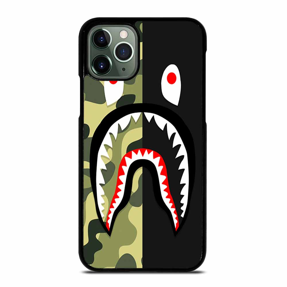 BAPE SHARK iPhone 11 Pro Max Case