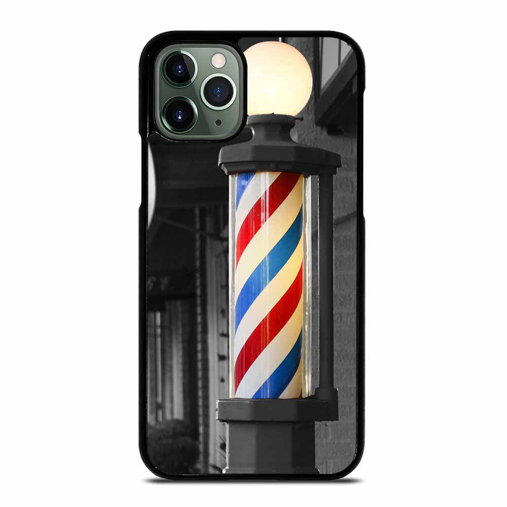 BARBER POLE HAIR CUT iPhone 11 Pro Max Case