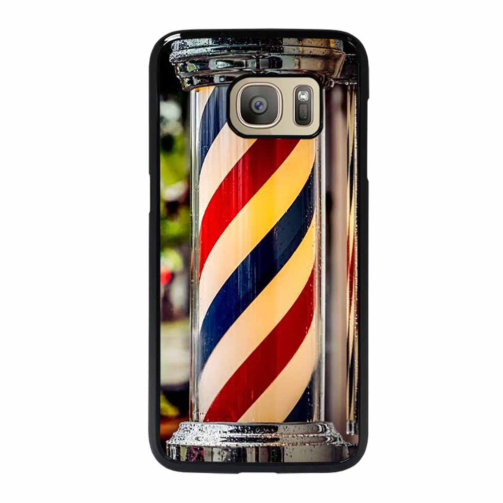 BARBER POLE HAIR CUT #1 Samsung Galaxy S7 Case