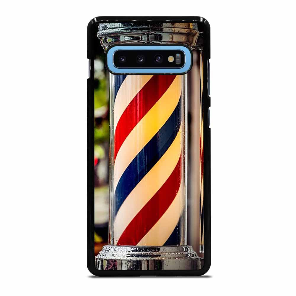 BARBER POLE HAIR CUT #1 Samsung Galaxy S10 Plus Case