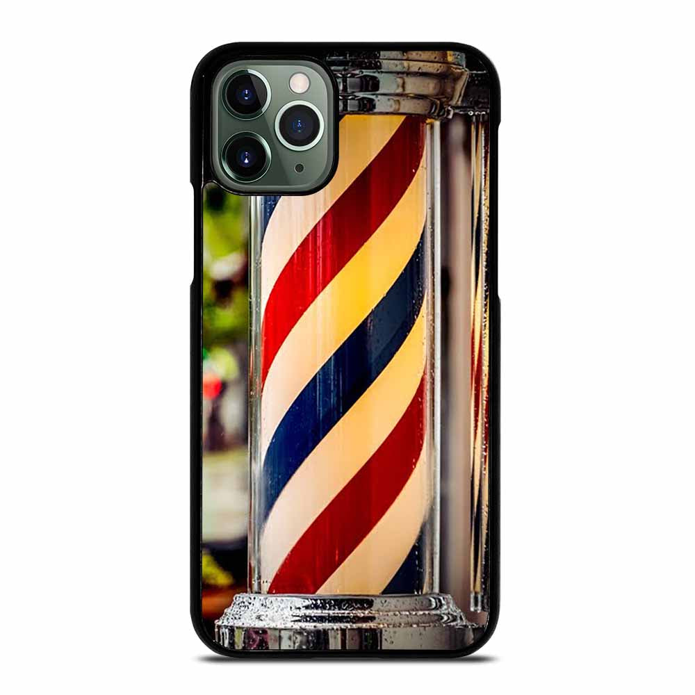 BARBER POLE HAIR CUT #1 iPhone 11 Pro Max Case
