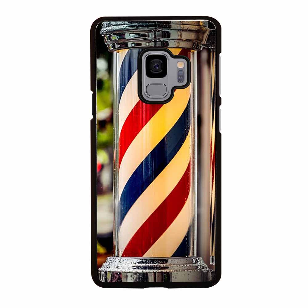 BARBER POLE HAIR CUT #1 Samsung Galaxy S9 Case