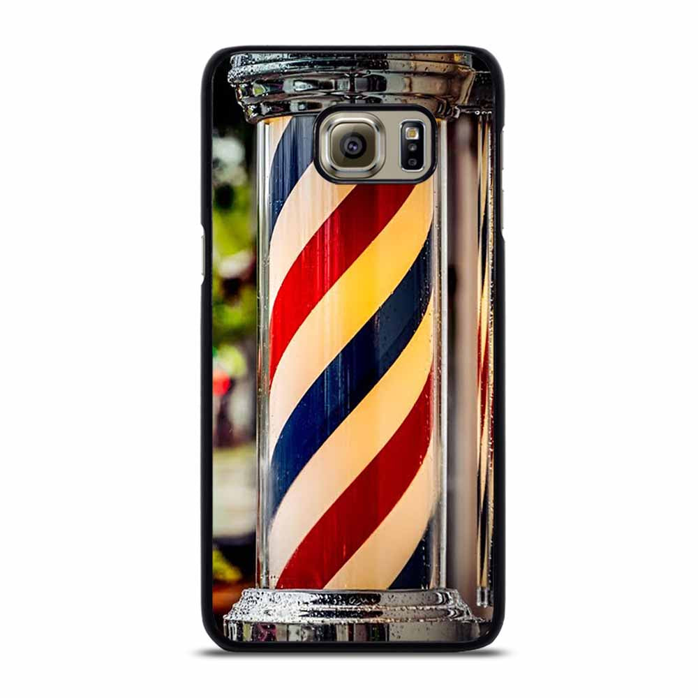 BARBER POLE HAIR CUT #1 Samsung Galaxy S6 Edge Plus Case