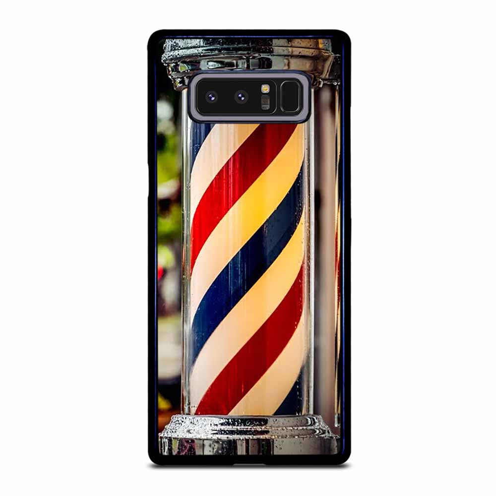 BARBER POLE HAIR CUT #1 Samsung Galaxy Note 8 case