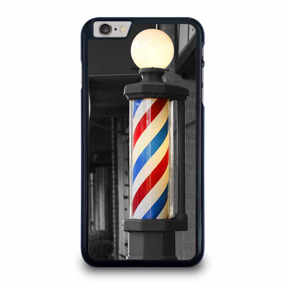 BARBER POLE HAIR CUT iPhone 6 / 6s Plus Case