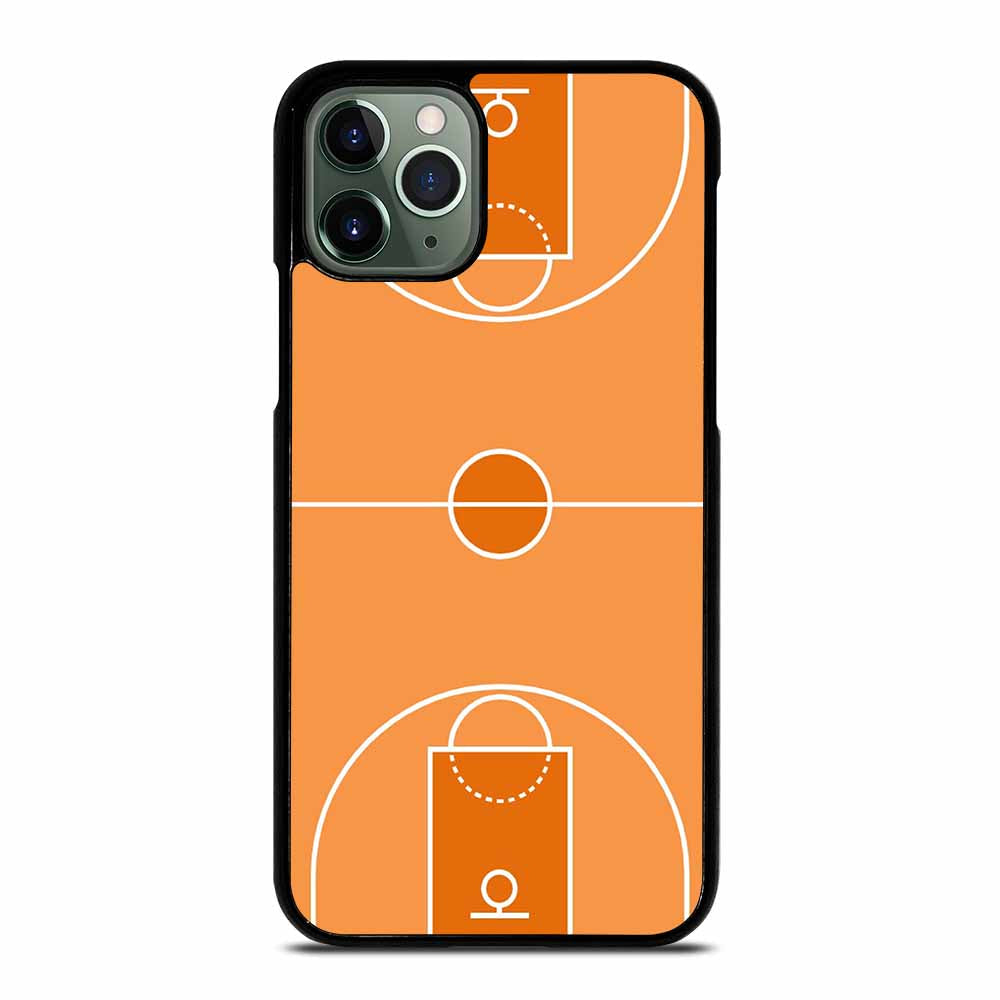 BASKETBALL COURT iPhone 11 Pro Max Case