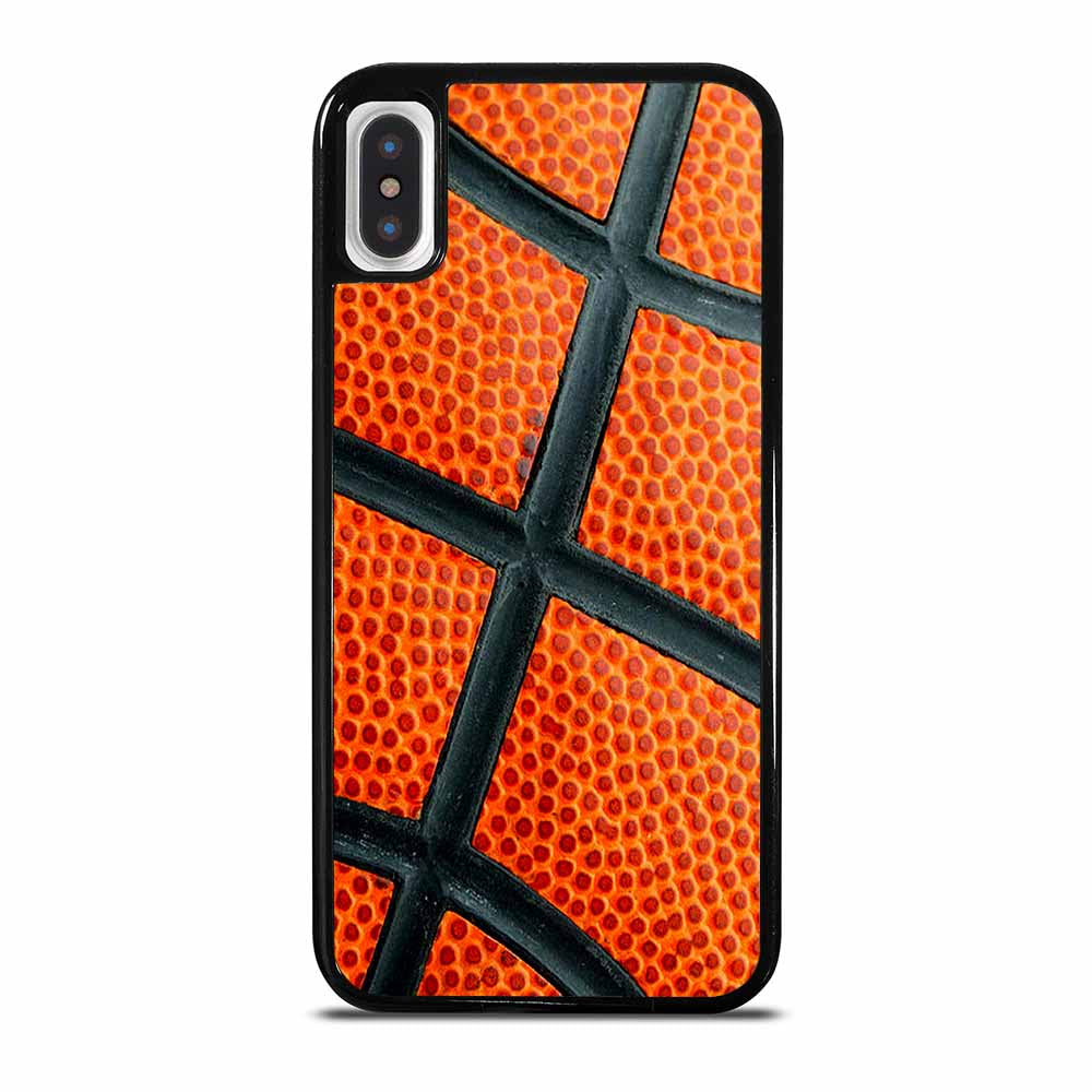 BASKETBALL TEXTURED iPhone X / XS case