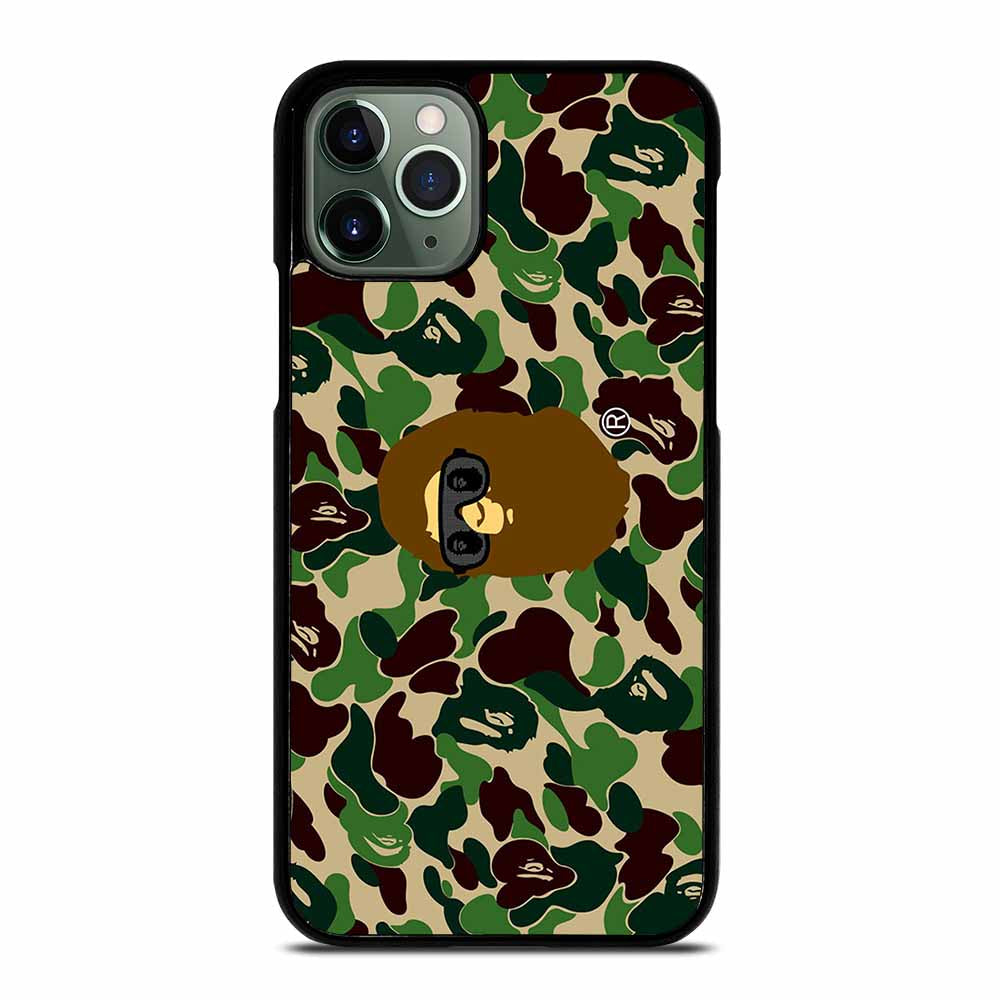 BATHING APE #1 iPhone 11 Pro Max Case