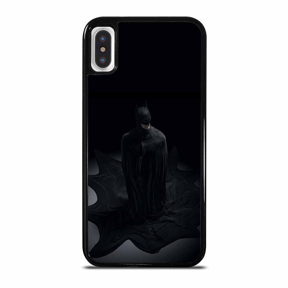 BATMAN BLACK iPhone X / XS case