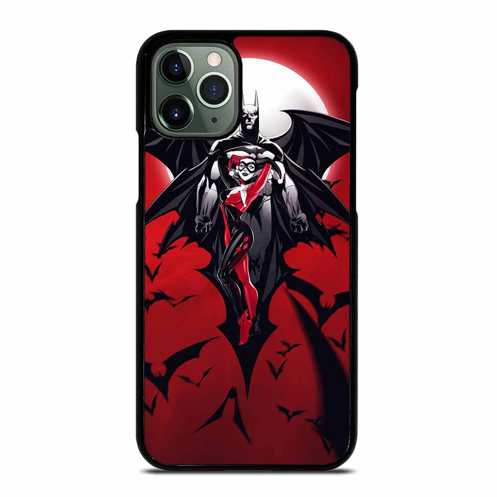 BATMAN HARLEY QUINN RED iPhone 11 Pro Max Case