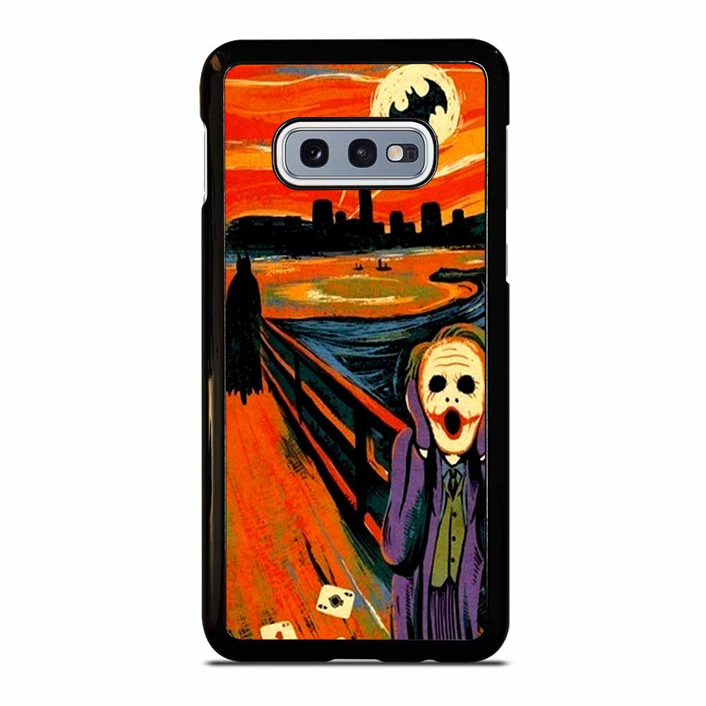 BATMAN JOKER SCREAM Samsung Galaxy S10e case