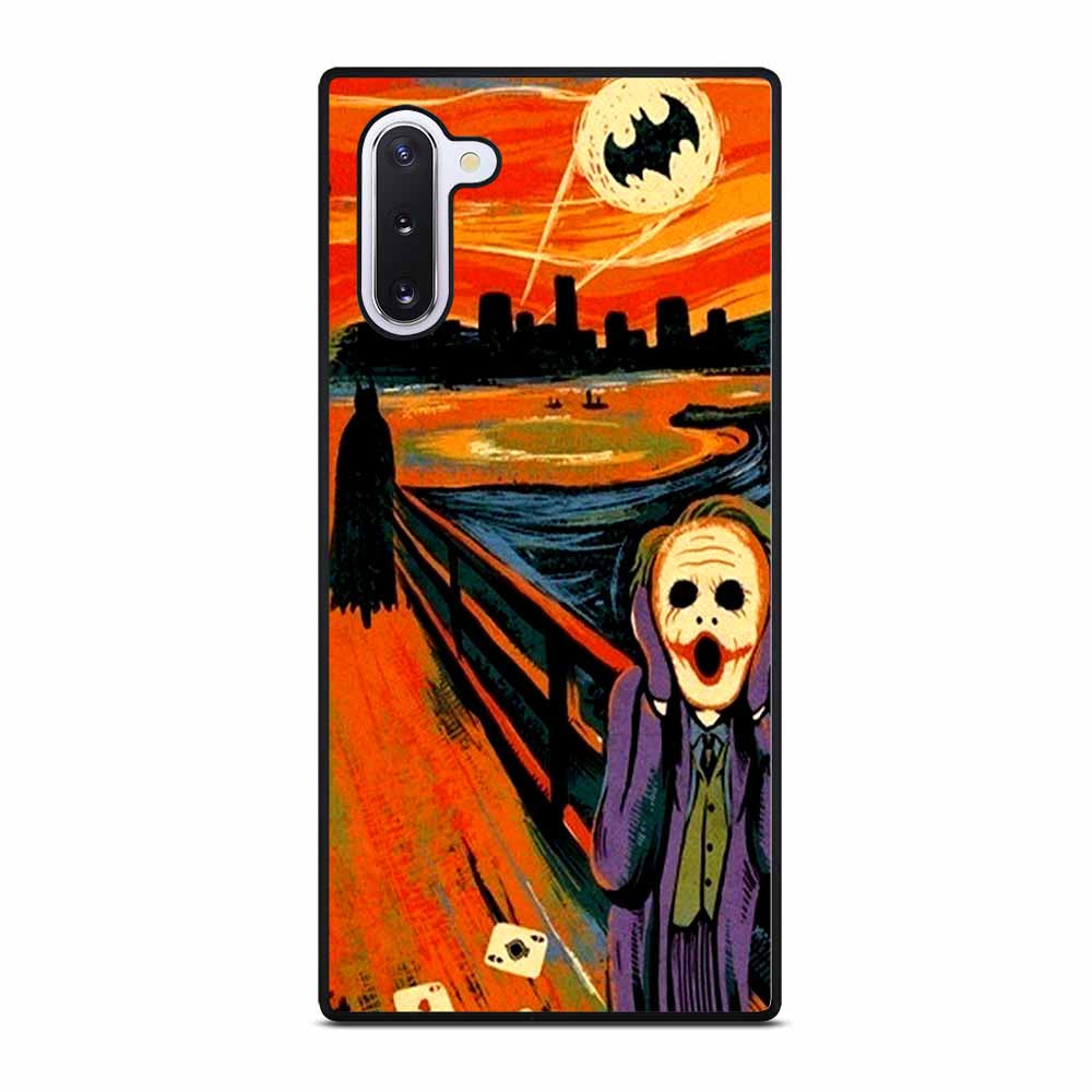 BATMAN JOKER SCREAM Samsung Galaxy Note 10 Case