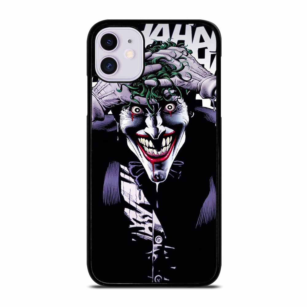 BATMAN KILLING JOKER iPhone 11 Case
