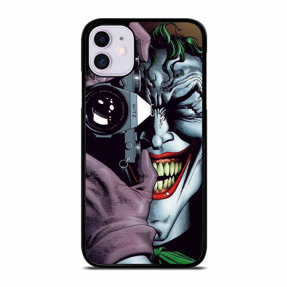 BATMAN KILLING JOKER #1 iPhone 11 Case