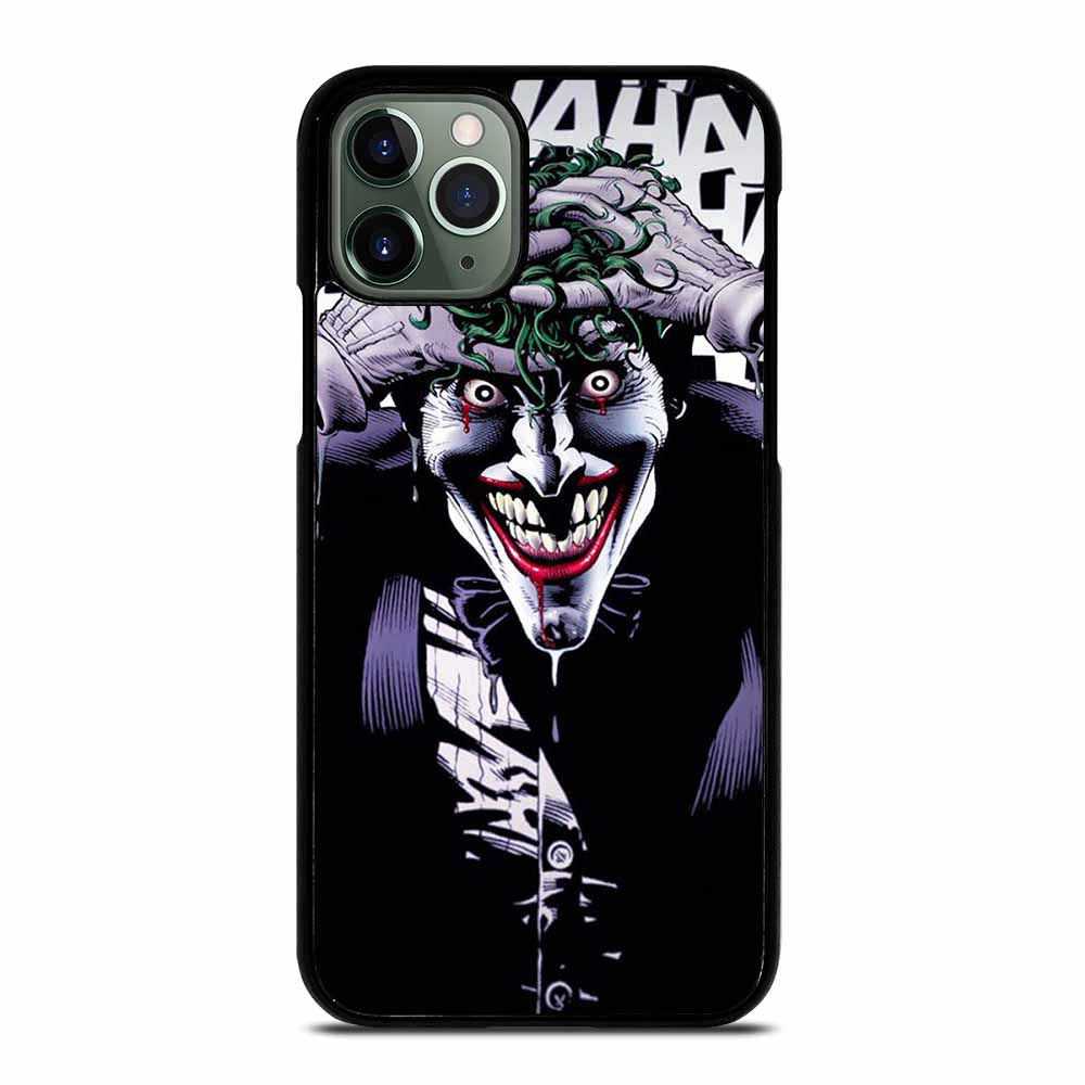 BATMAN KILLING JOKER iPhone 11 Pro Max Case