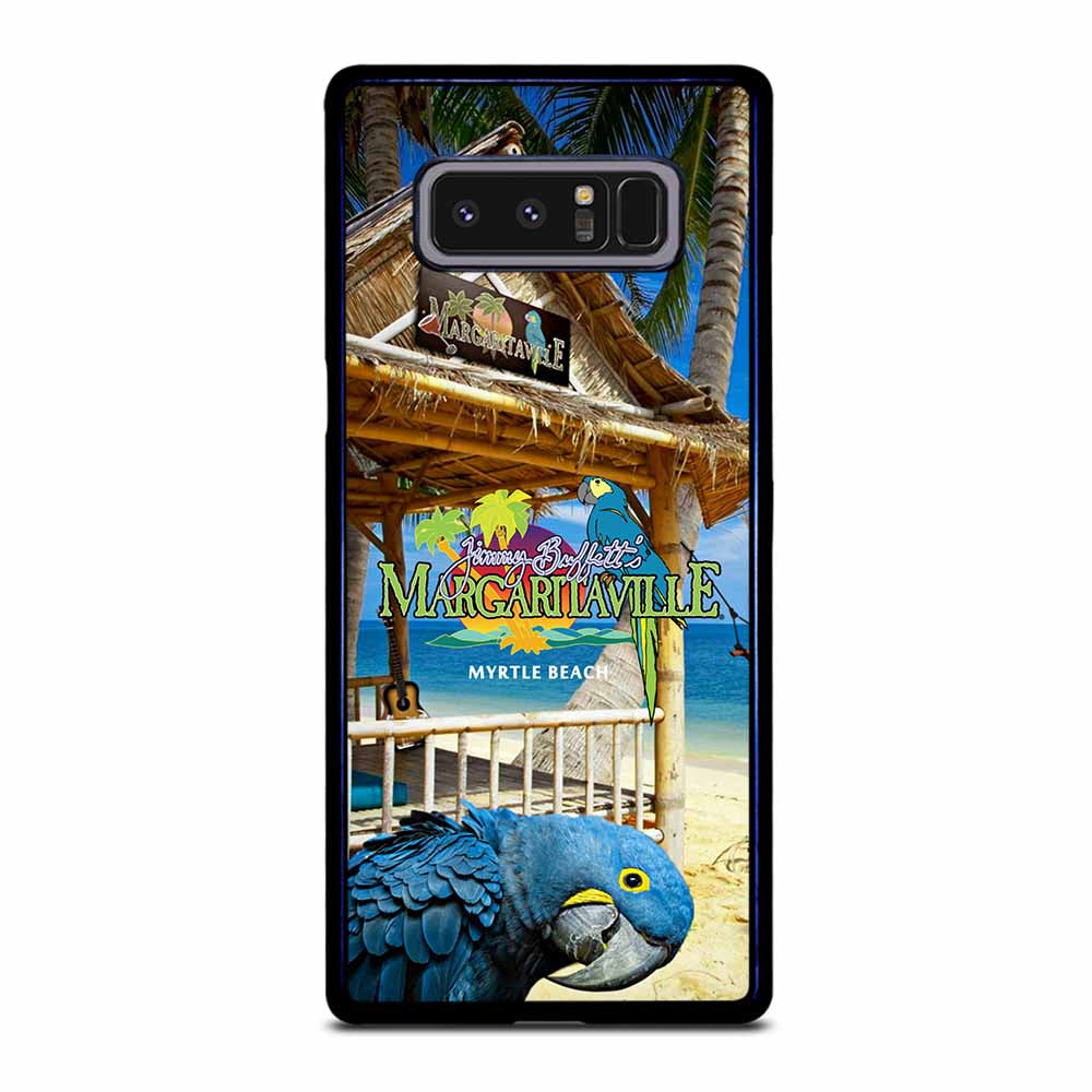 BEACH JIMMY BUFFETS MARGARITAVILLE #1 Samsung Galaxy Note 8 case