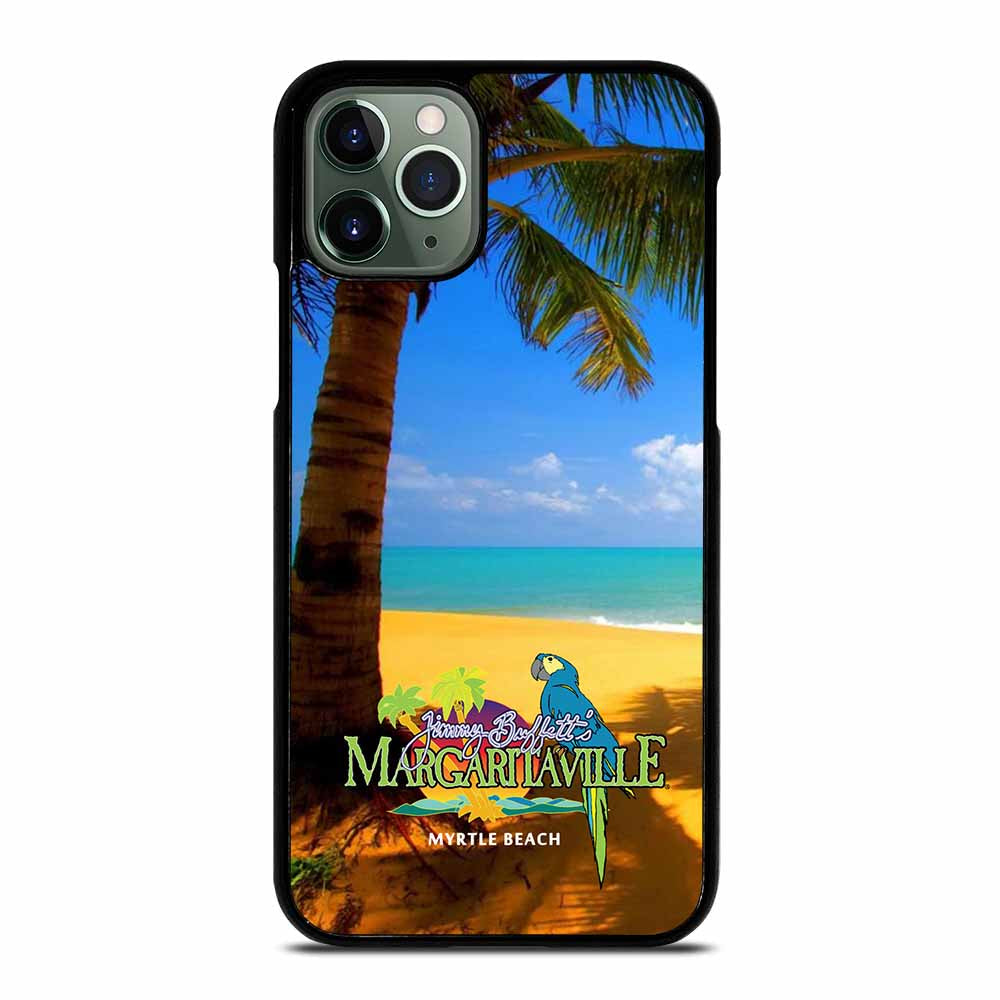 BEACH JIMMY BUFFETS MARGARITAVILLE #2 iPhone 11 Pro Max Case
