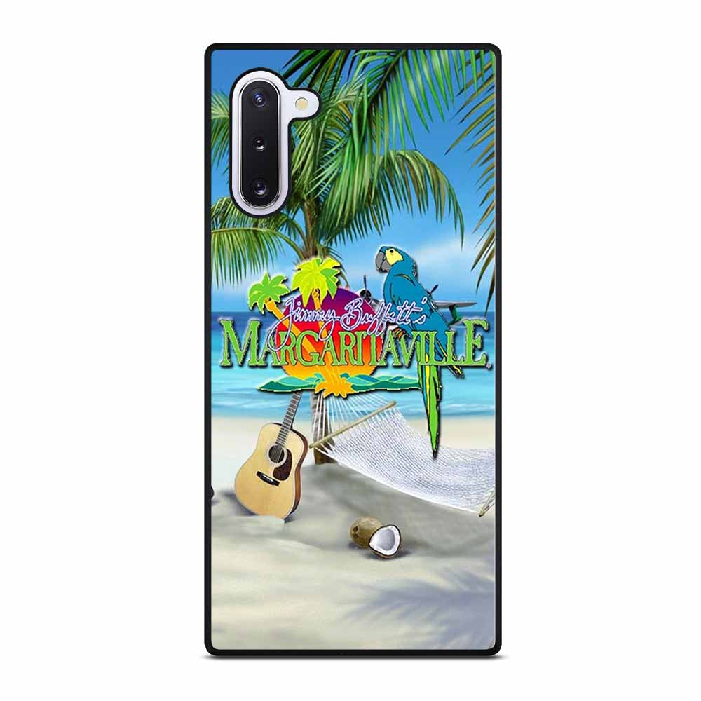 BEACH JIMMY BUFFETS MARGARITAVILLE Samsung Galaxy Note 10 Case